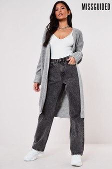 Missguided Longline Cardigan