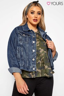 Yours Curve Denim Jacket