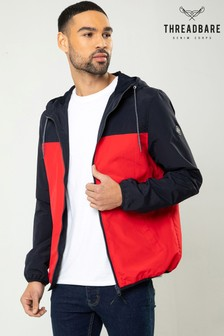 Threadbare Colour Block Rain Jacket