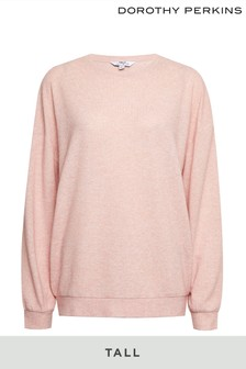 Dorothy Perkins Tall Soft Touch Jersey Jumper