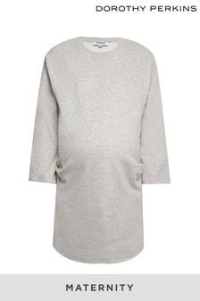 Dorothy Perkins Maternity Marl Loungewear Dress