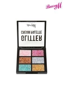 Barry M Glitter Cream Palette 2