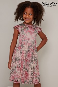 Chi Chi London Girls Ivy Dress