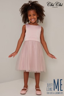 Chi Chi London Girls Zeina Dress