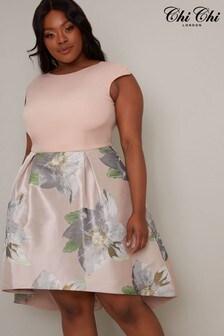 Chi Chi London Curve Dress