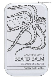 The Brighton Beard Co. Creampot Tom's Ylang Ylang & Sandalwood Beard Balm 80ml