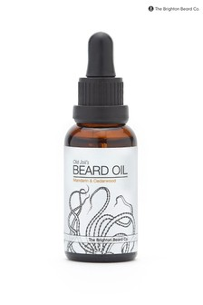 The Brighton Beard Co. Old Joll's Mandarin Cedarwood & Juniper Beard Oil 30ml