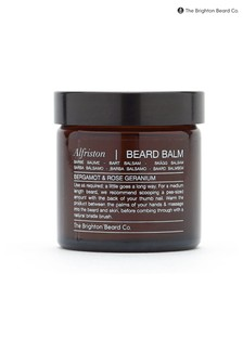 The Brighton Beard Co. Alfriston, Bergamot & Rose Geranium Beard Balm 60ml