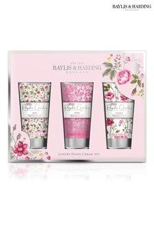 Baylis & Harding Baylis & Harding Royale Garden Assorted 3 Hand Cream Set