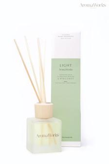 AromaWorks Light Range - Lemongrass & Bergamot Reed Diffuser