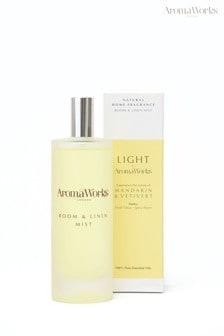 AromaWorks Light Range - Mandarin & Vetivert Room Mist