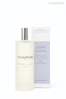 AromaWorks Light Range - Petitgrain & Lavender Room Mist