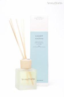 AromaWorks Light Range - Spearmint & Lime Reed Diffuser