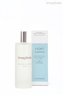AromaWorks Light Range Spearmint & Lime Room Mist