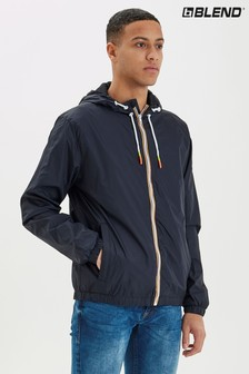 Blend Hooded Lightweight Jacket