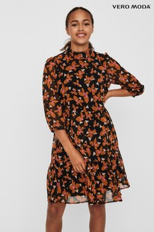 Vero Moda Printed Smock Dress