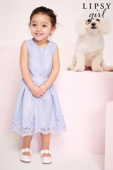 Lipsy Mini Girl Lace Dress