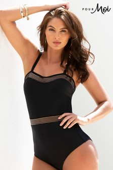 Pour Moi Infinity Swimsuit