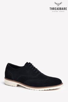 Threadbare London Brogue Shoe