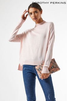 Dorothy Perkins Fine Knit Crew Neck Jumper