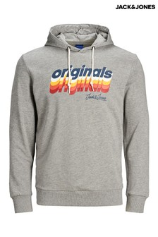 Jack and Jones Retro Hoodie