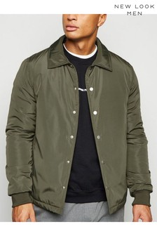 New Look Padded Collared Jacket