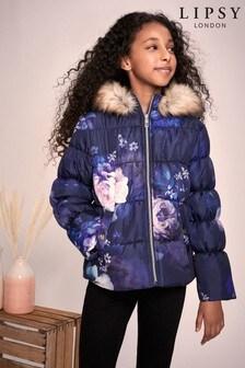 Lipsy Girl Short Padded Coat