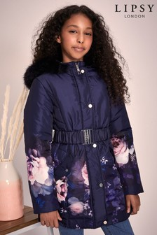 Lipsy Girl Parka Coat