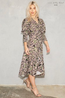 Never Fully Dressed Floral Charlotte Dress