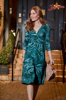 Joe Browns Palm Dress