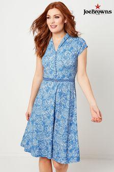 שמלת וינטג' פרחונית של Joe Browns