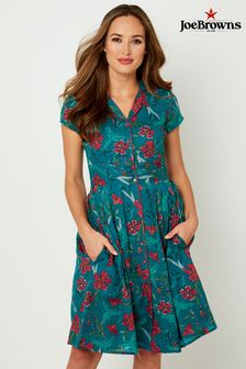 Joe Browns Printed Shirt Dress