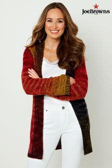 Joe Browns Multicoloured Longline Cardigan