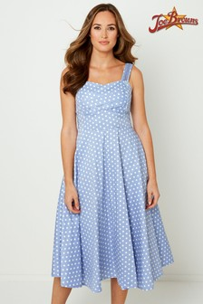 Joe Browns Vintage Polka Dot Dress