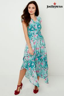 Joe Browns Watercolour Dip Hem Dress