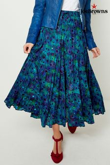 Joe Browns Peacock Skirt