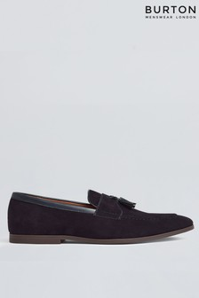 Burton Tassel Loafers