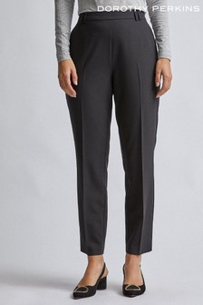 Dorothy Perkins High Waist Slim Tailored Trousers
