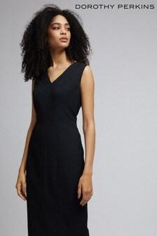 Dorothy Perkins Black Sweetheart Dress