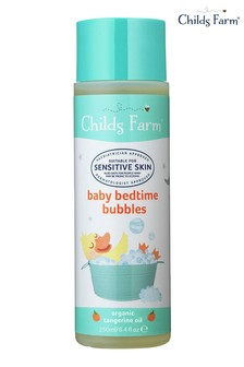 Childs Farm Baby Bedtime Bubbles Organic Tangerine 250ml