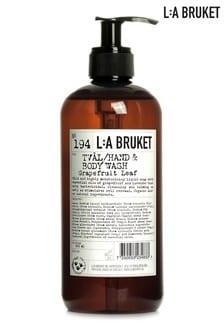 L:a Bruket Hand and Body Wash Grapefruit Leaf 450ml