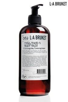 L:a Bruket Hand and Body Wash Lemongrass 450ml