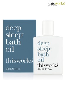 This Works Deep Sleep Bath Oil