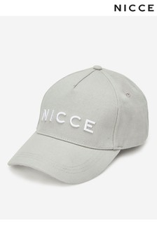 NICCE Embroidered Logo Cap