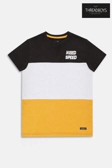 Threadboys Colour Block T-Shirt