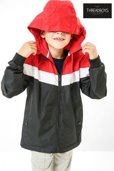 Threadboys Chevron Lightweight Jacket