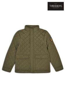 Threadboys Quilted Jacket