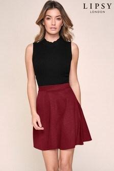 Lipsy Skater Skirt