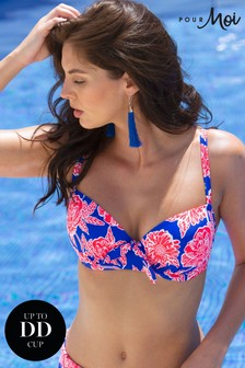 Pour Moi Heatwave Padded Underwired Top