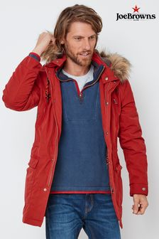 Joe Browns Into The Woods Parka